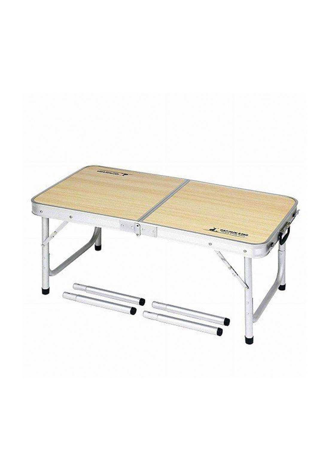 Captain Stag UC-0529 Trunk Table With Just-Sized Leisure Seats طاولة متعددة الأستخدام