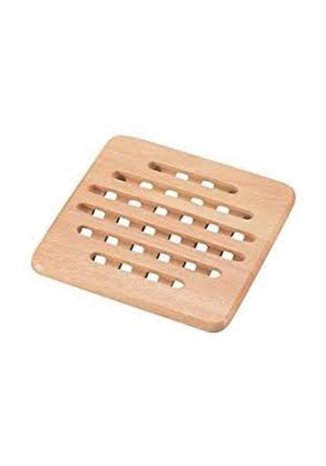باد خشبي مربع من بيرل ميتال اليابانية 20 *20سم
