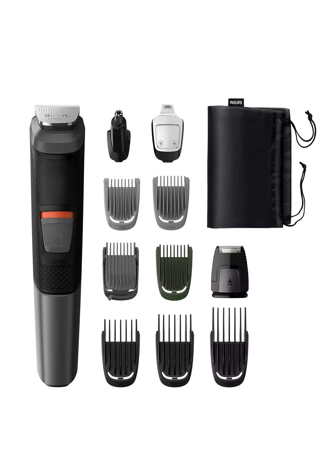 Philips MG5730 11-in-1 All-In-One Trimmer Shaver For Men Black ماكنة حلاقة رجالية
