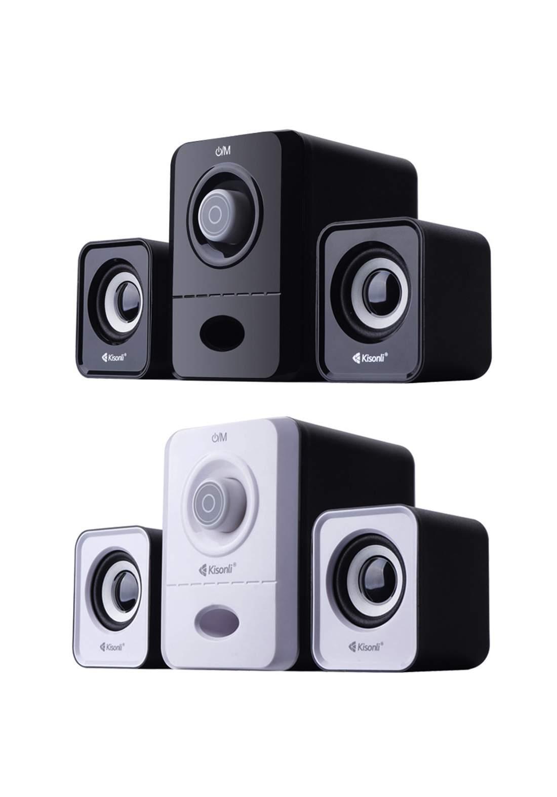 Kisonli U-2900BT Bluetooth Speaker سبيكر