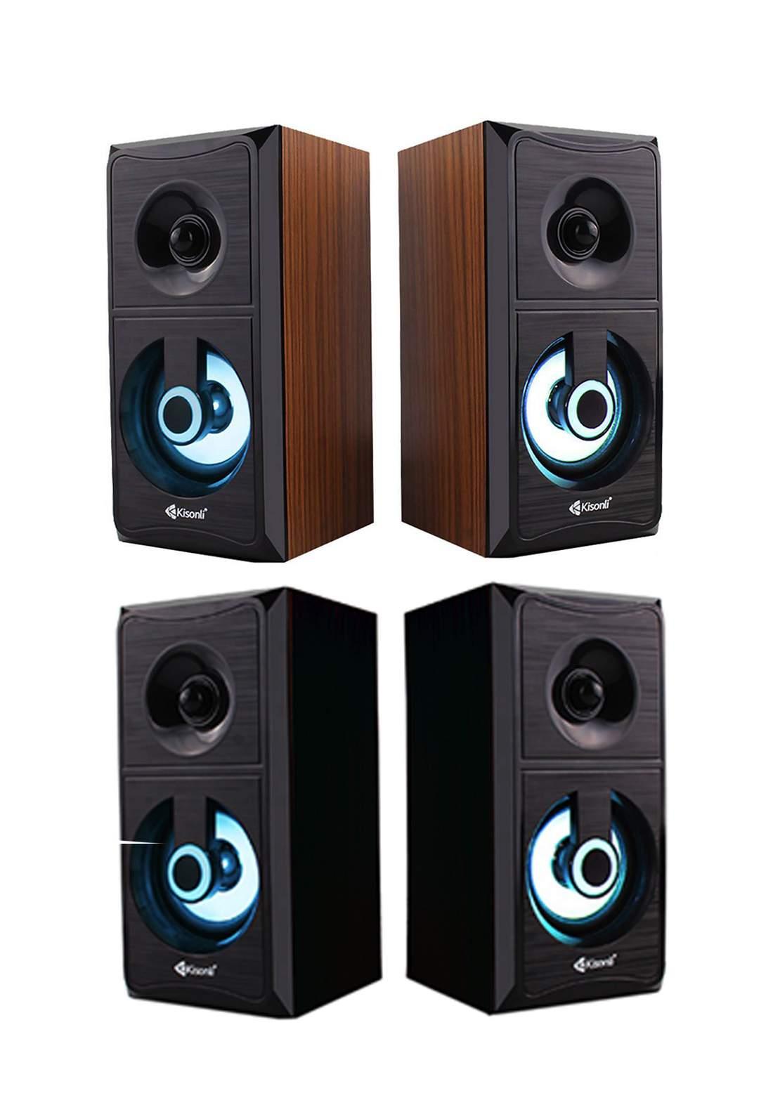 Kisonli AC-9001 Multimedia Speaker  سبيكر