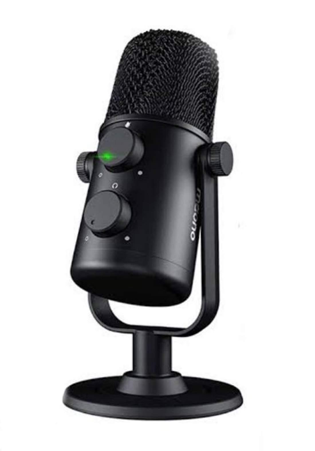 Maono AU-902 Fairy Lite USB Condenser Microphone - Black  مايكروفون