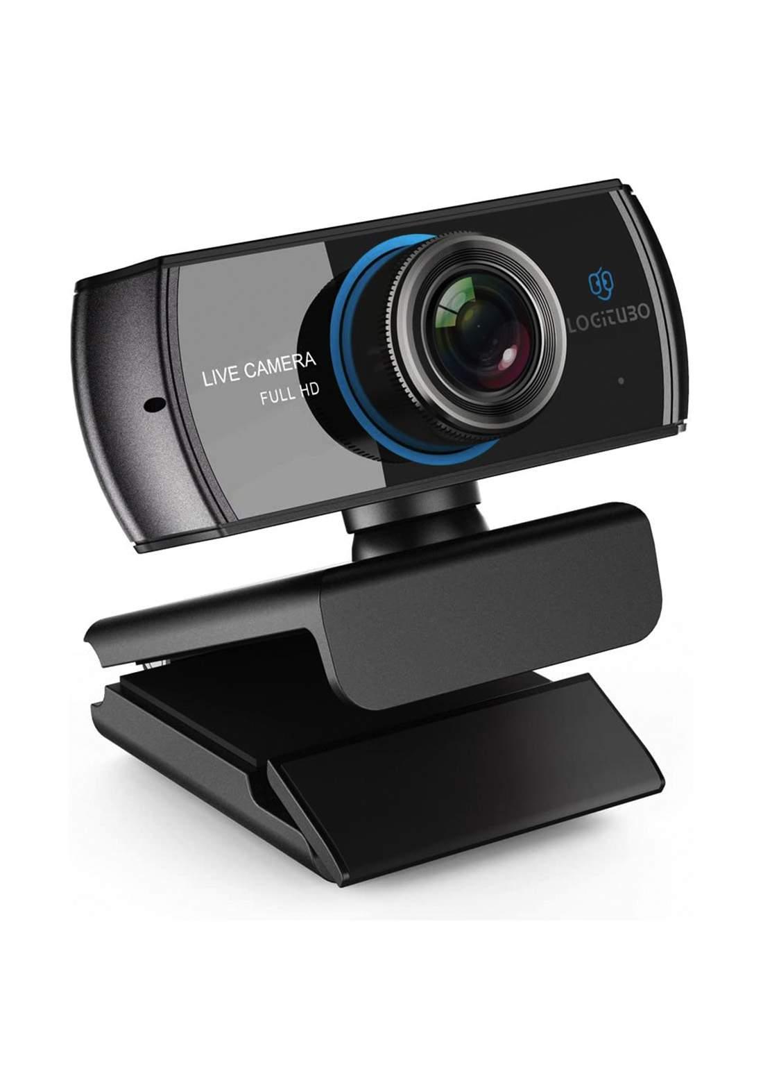 Logitubo 920 PRO  Live Streaming Camera  - Black  كاميرا