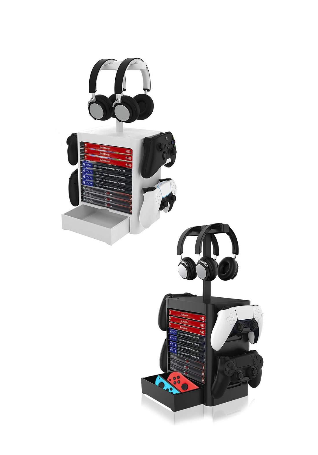 Multifunctional Game Storage Tower برج تخزين الألعاب