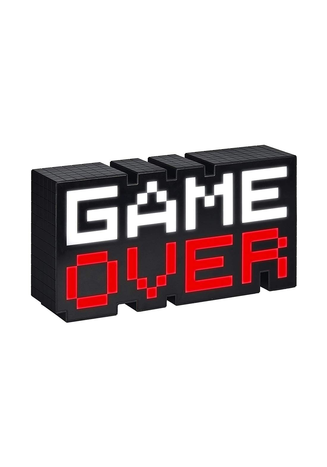 Paladone 8-Bit Pixel Game Over Light مصباح