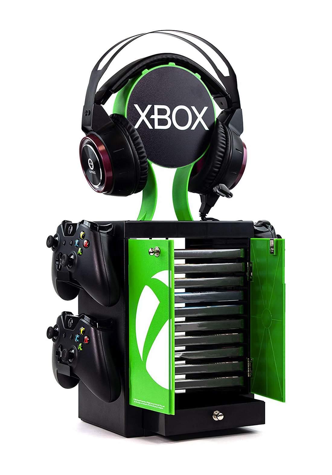 Official Xbox Gaming Locker حامل ملحقات اكس بوكس