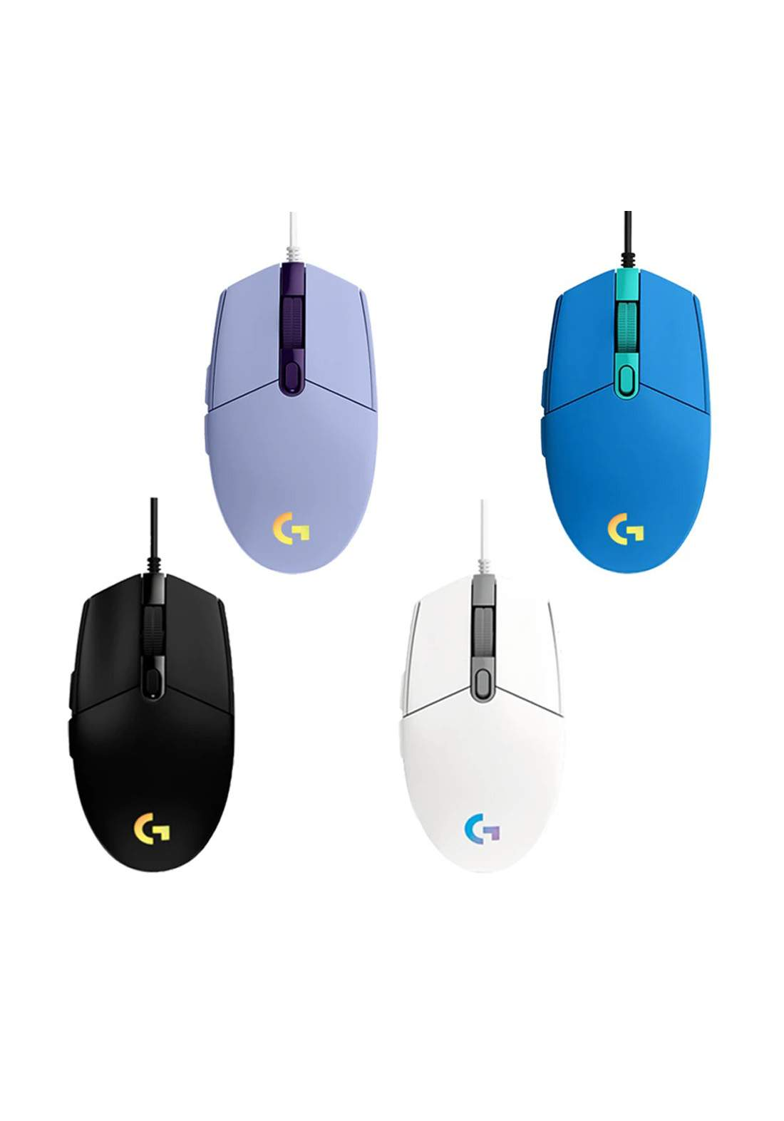 Logitech G102 Logitech Wire RGB CH Gaming Mouse