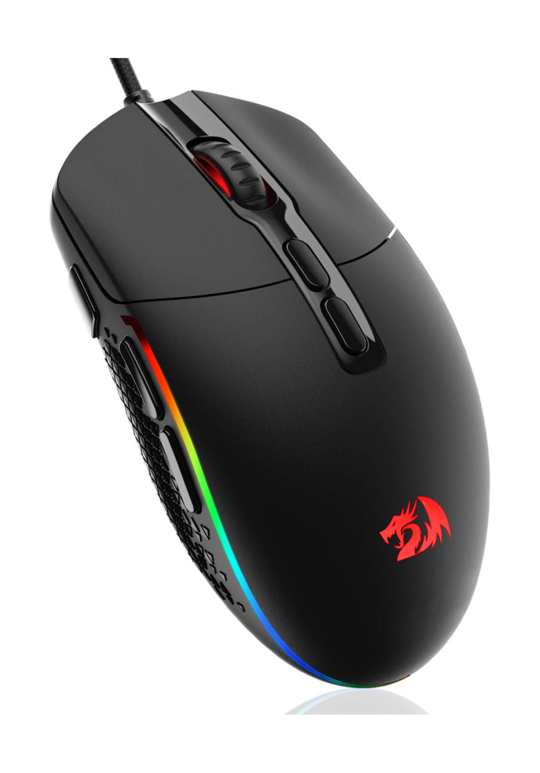 Redragon M719 INVADER Wired Optical Gaming Mouse