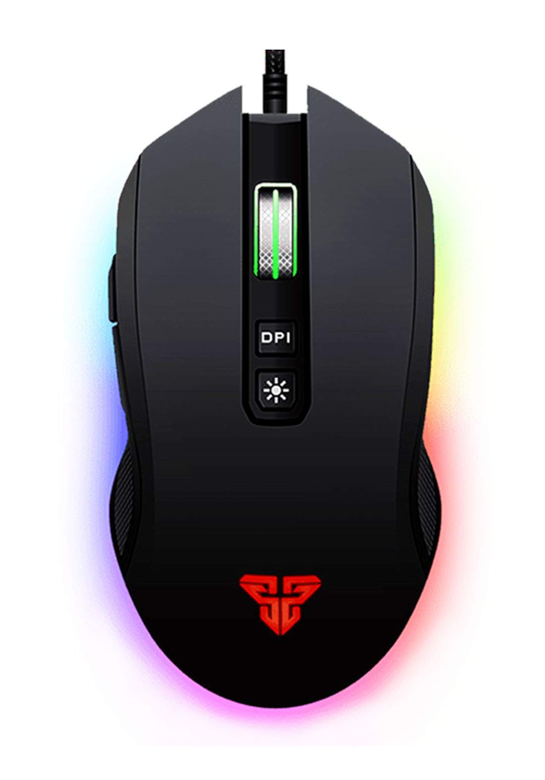 Fantech Zeus X5s Gaming Mouse - Black ماوس