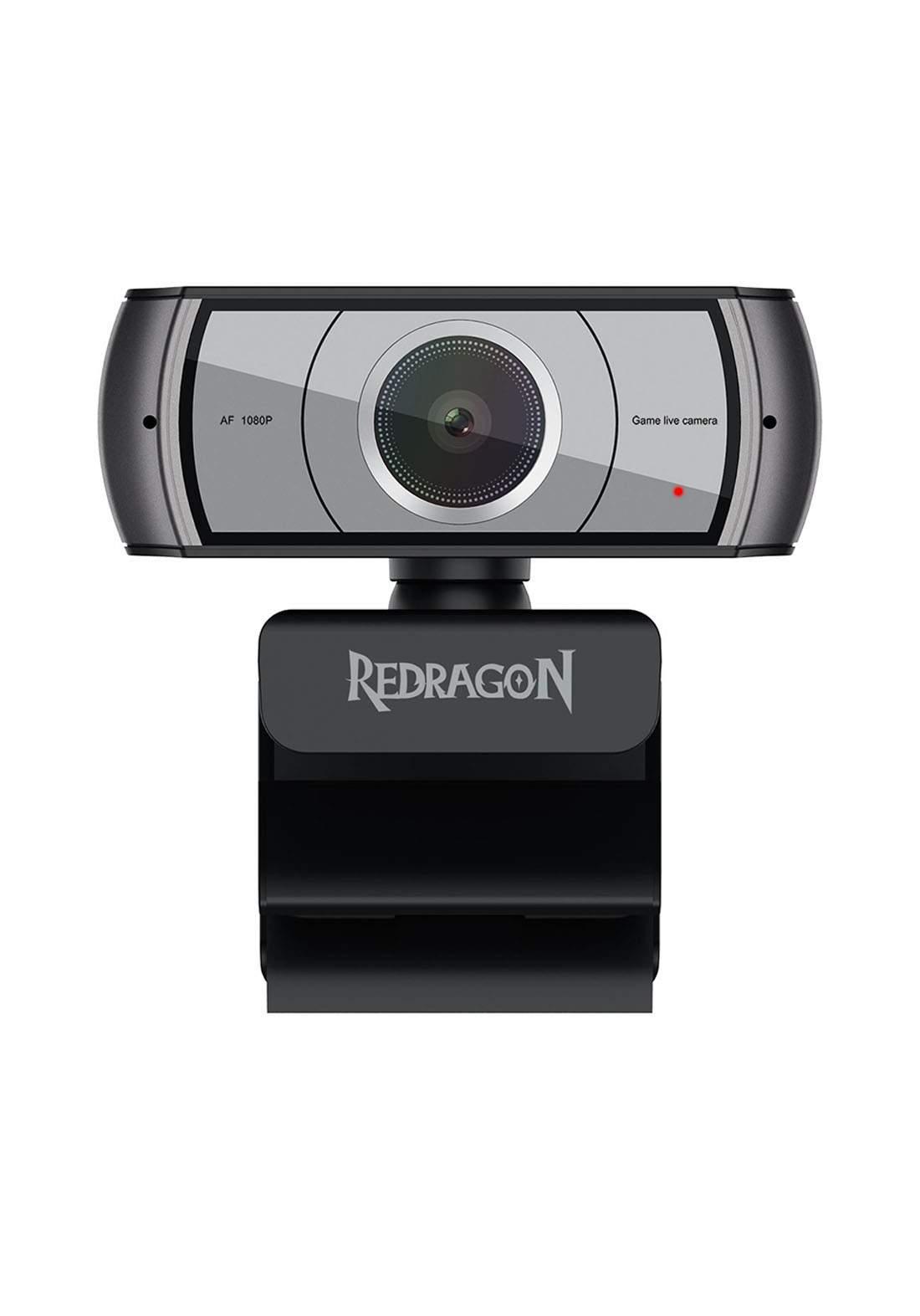 Redragaon GW900 APEX Stream Webcam - Silver كاميرا ويب