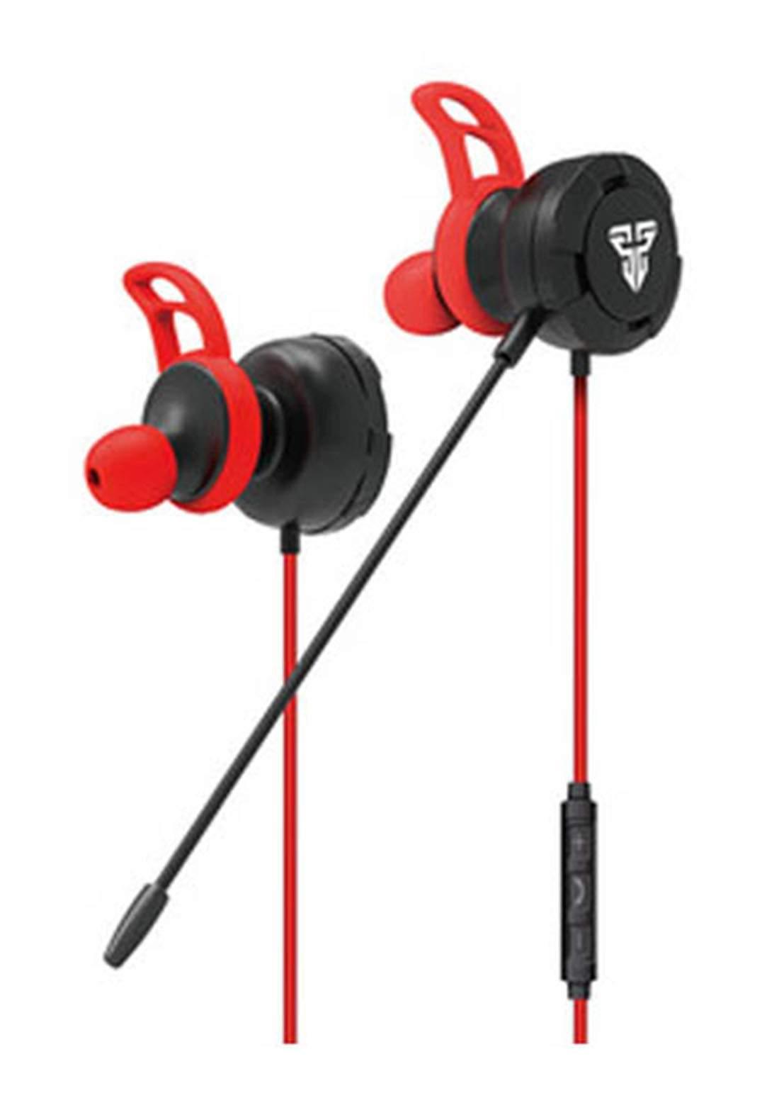 Fantech Eg1 In-Ear Gaming Earphones - Red سماعة