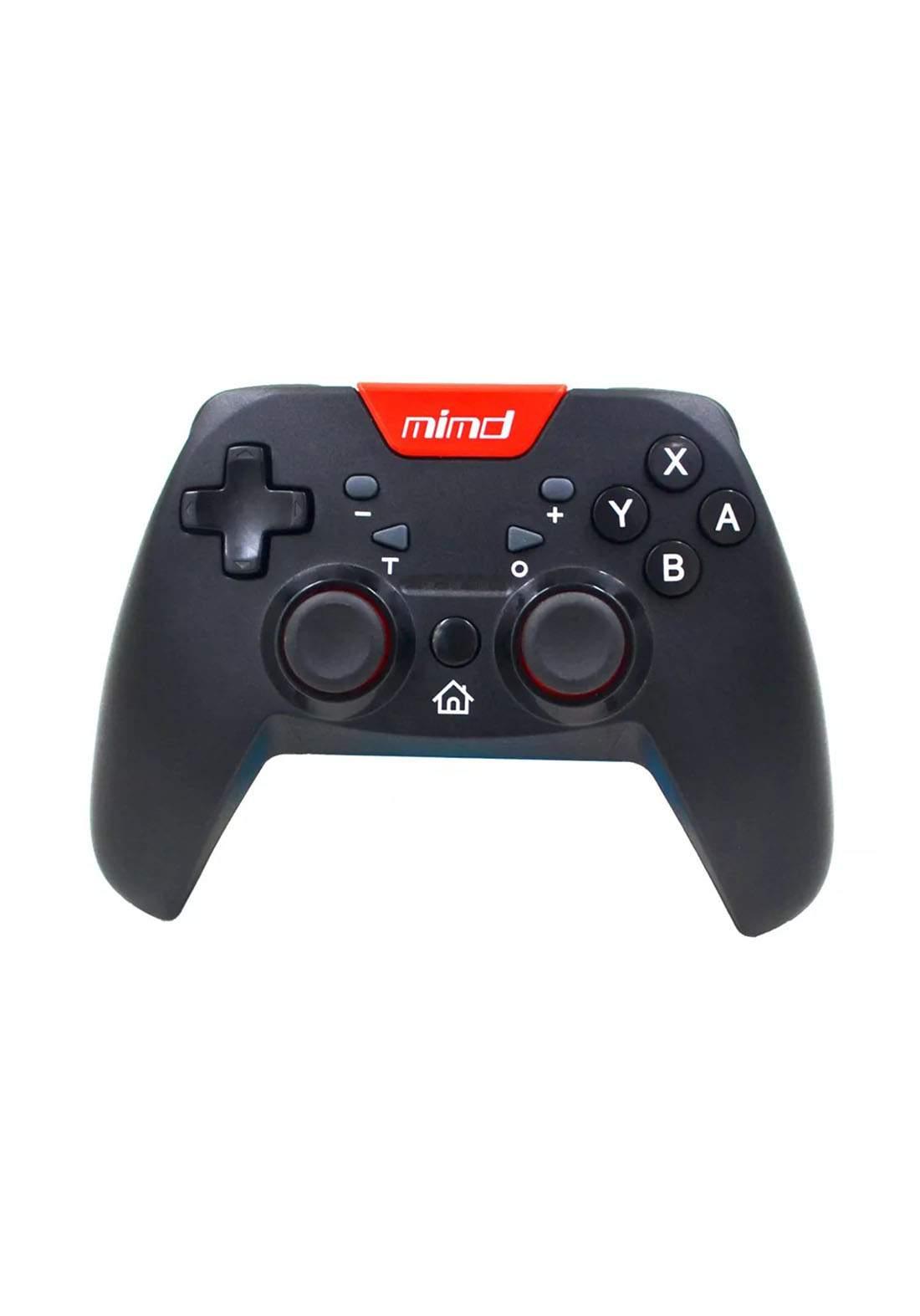MIMD  HSY-013 Wireless Controller for Nintendo Switch - Black وحدة تحكم