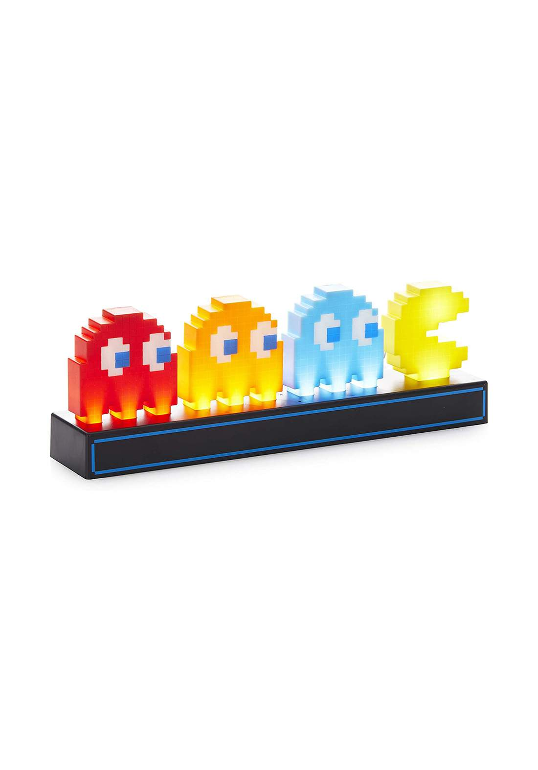 Pac Man and Ghosts Light Collectible Figure