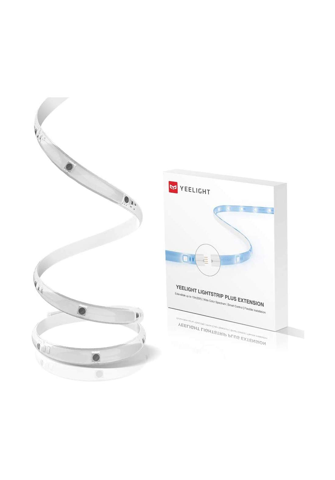 Yeelight Xiaomi  Lightstrip Plus Extension - White  شريط مصباح