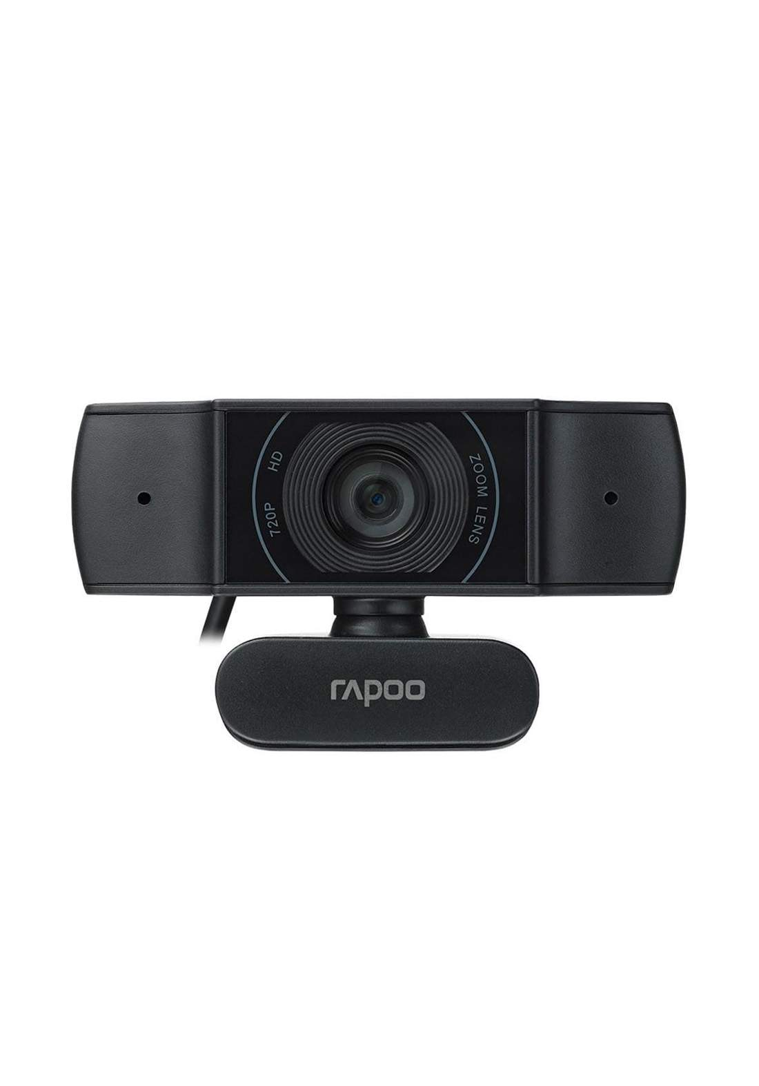 Rapoo C200 HD 720P Webcam - Black كاميرا