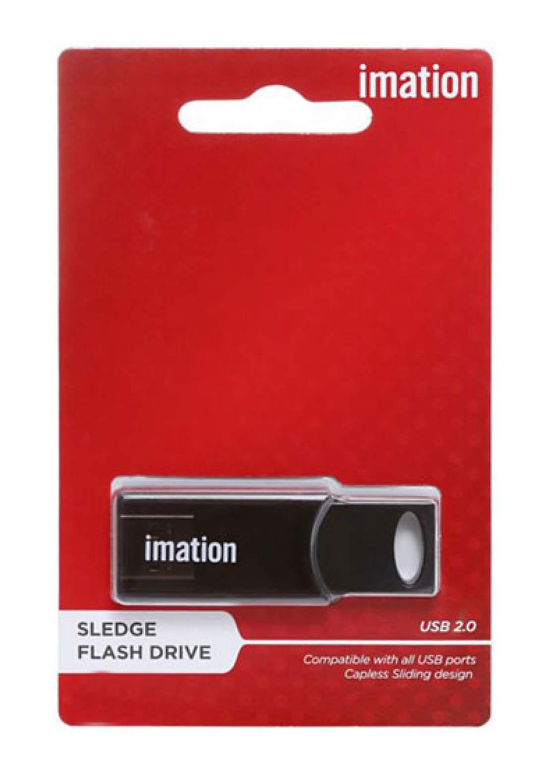 Imation Sledge USB 2.0 Flash Drive 8 GB فلاش