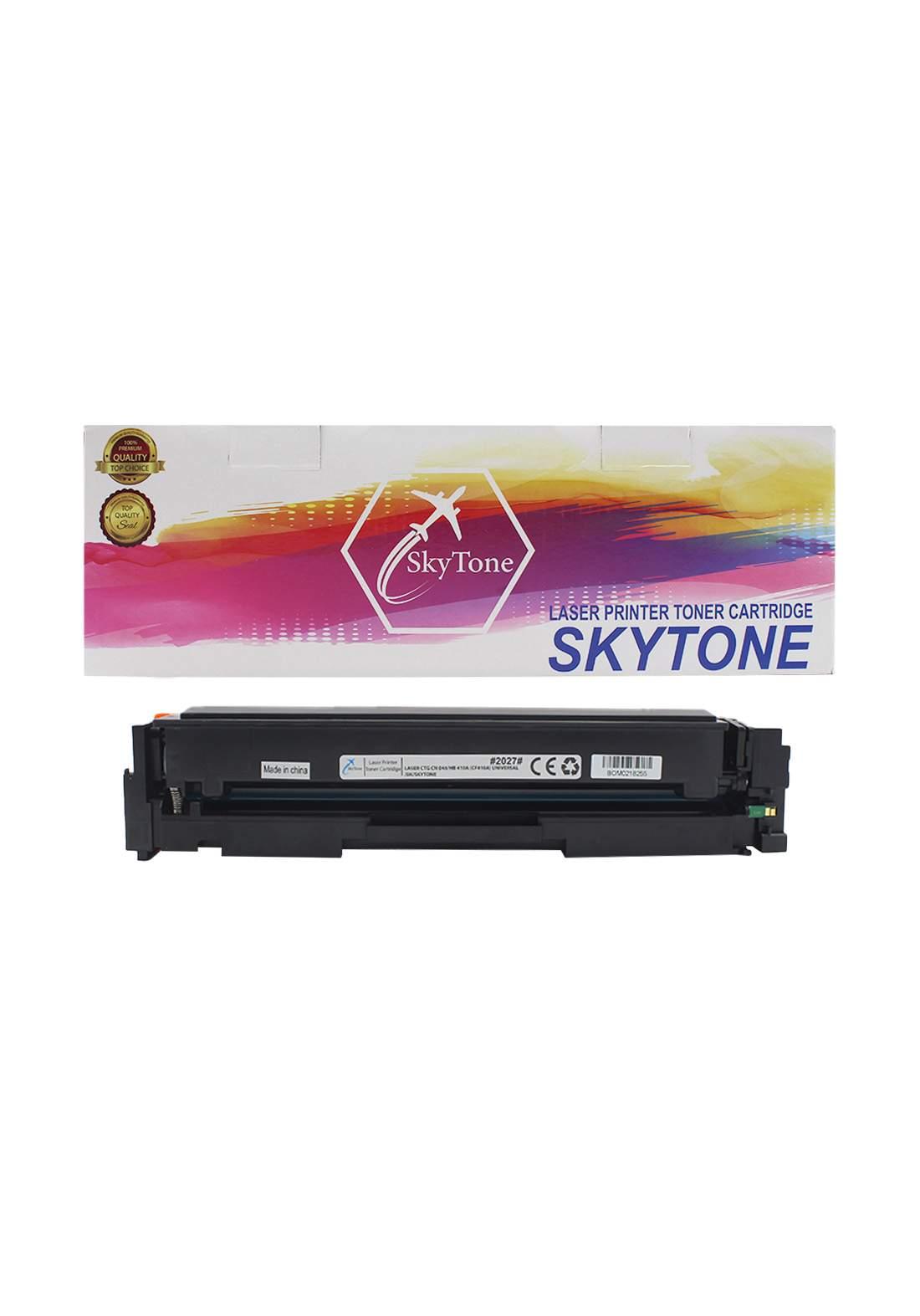 SKYTONE CTG Canon 046/HP 410A (CF410A) Universal Laser Printer Toner Cartridge خرطوشة حبر