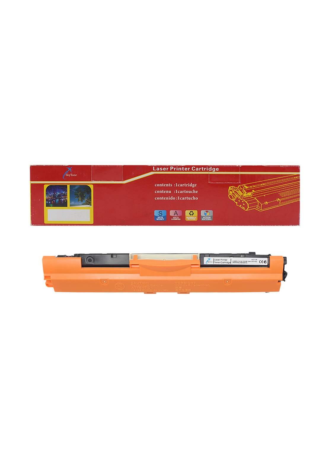SKYTONE CTG Canon 729/HP 126A (CE313A)/HP 130A (CF353A) Universal Laser Printer Toner Cartridge خرطوشة حبر