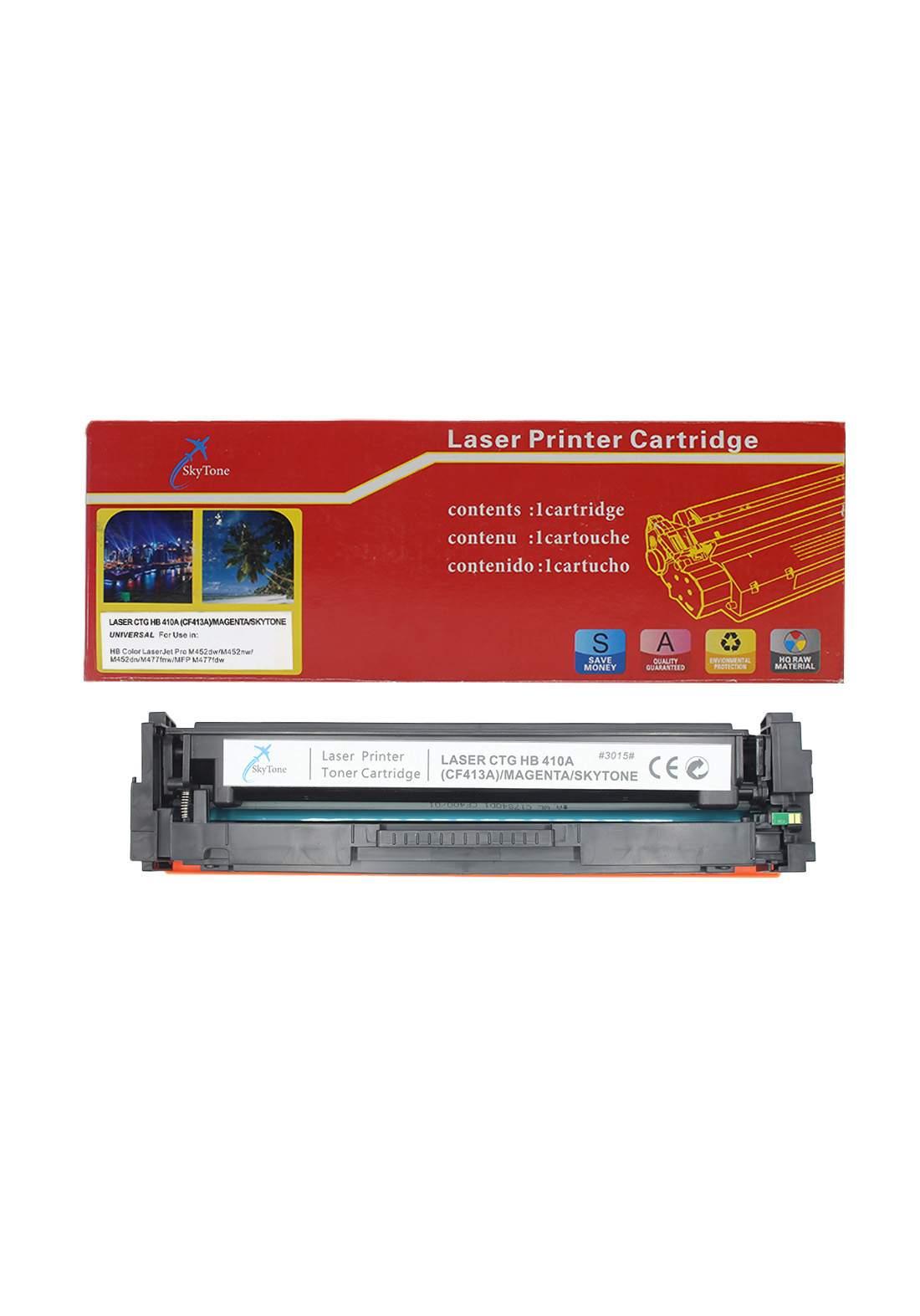 SKYTONE CTG HP 410A (CF413A) Laser Printer Toner Cartridge خرطوشة حبر