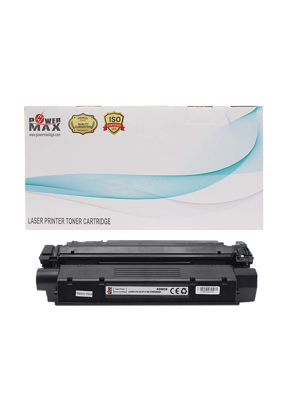 Power Max CTG Canon EP 27 Laser Printer Toner Cartridge خرطوشة حبر