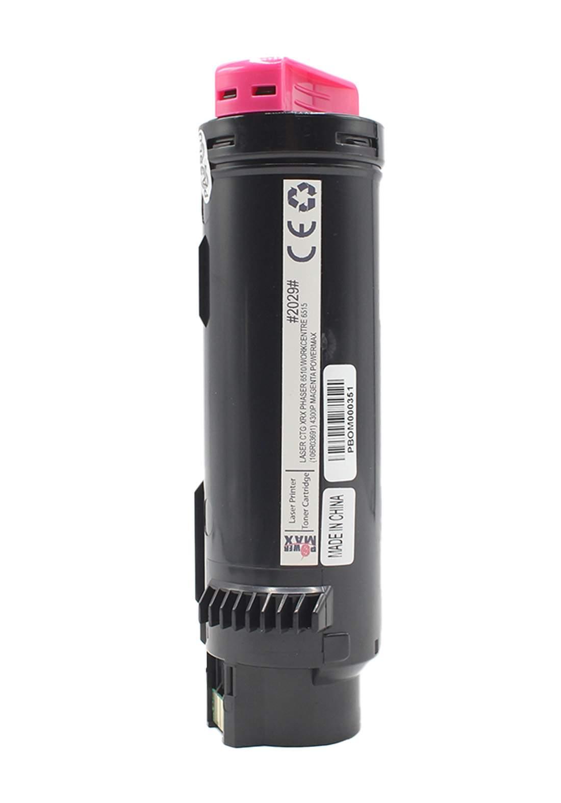 Power Max CTG Xerox Phaser 6510/ Workcentre 6515 (106R03691) 4300P Laser Printer Toner Cartridge خرطوشة حبر
