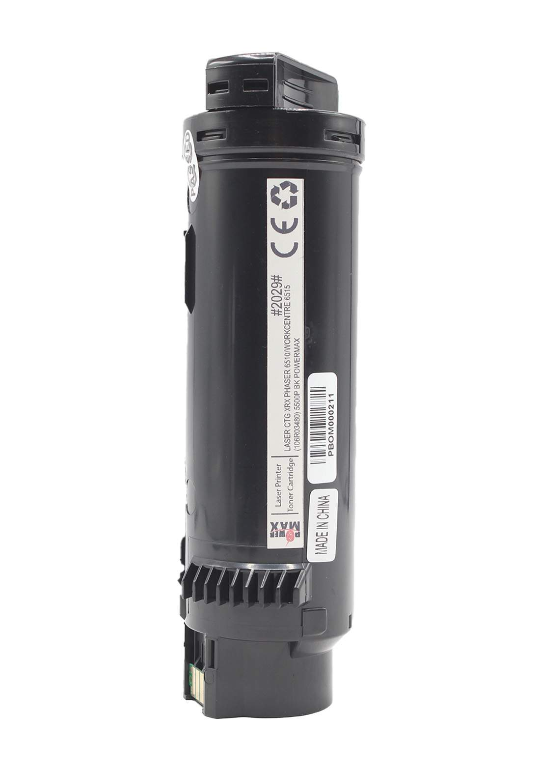 Power Max CTG Xerox Phaser 6510/ Workcentre 6515 (106R03480) 5500P Laser Printer Toner Cartridge خرطوشة حبر