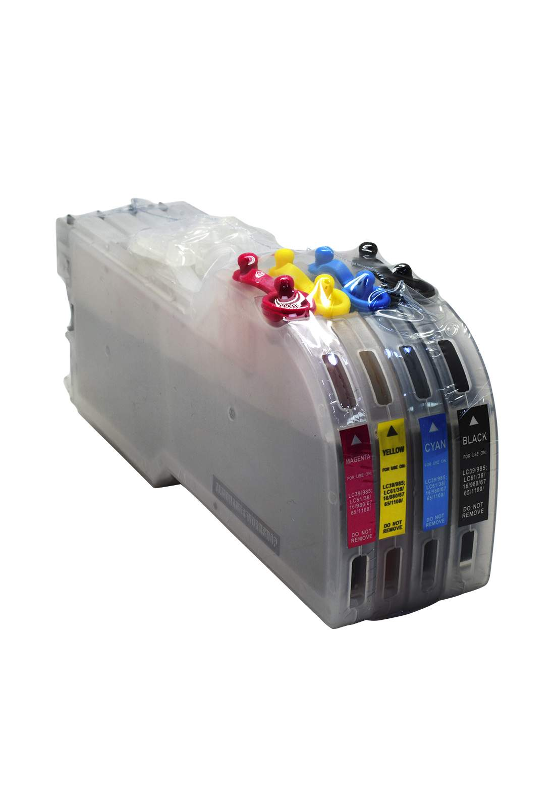 Ink Ciss System Brother LC38/LC39/LC11/LC16/LC38/LC61/LC67/LC980/LC1100/LC39/LC985 Generic  خرطوشة حبر