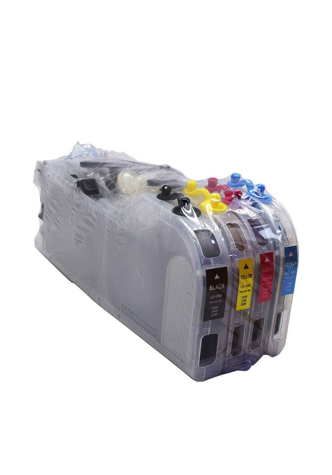 Ink Ciss System Brother LC535/LC539 Generic  خرطوشة حبر