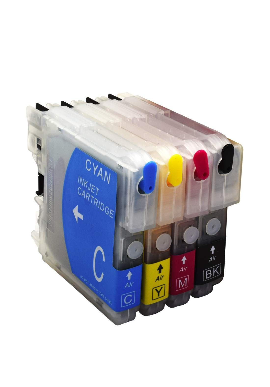 Ink Ciss System Brother Ctg  LC38/LC39/LC11/LC16/LC38/LC61/LC67/LC980/LC1100/LC39/LC985 Generic  خرطوشة حبر