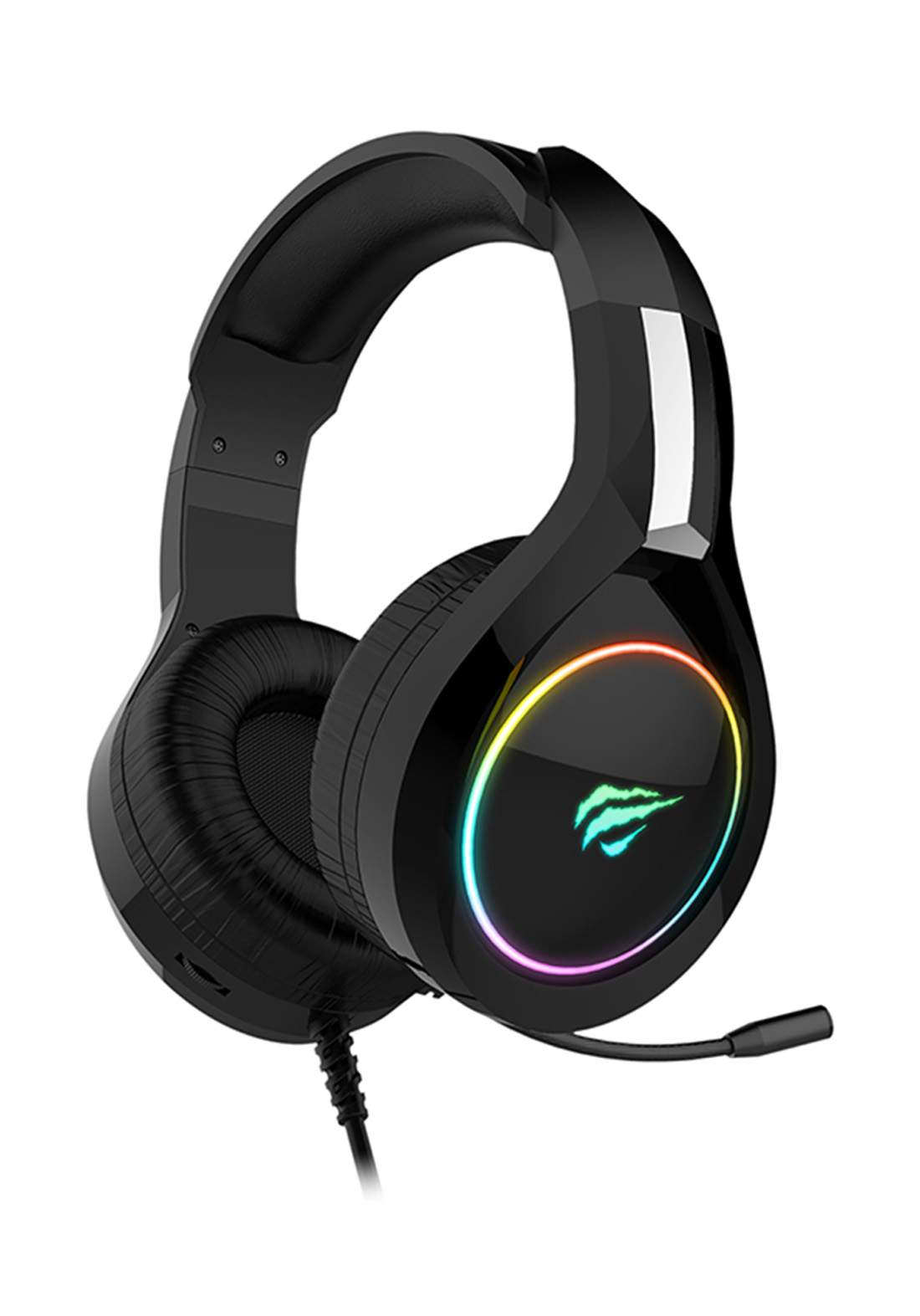 Havit HV-H2232d Gaming Headset - Black سماعة