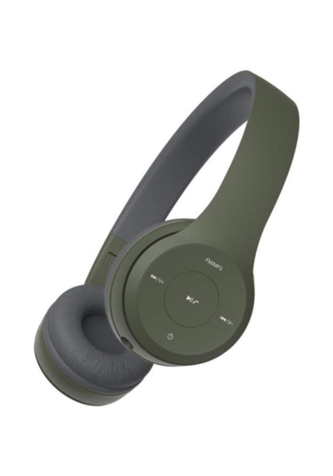Havit HV-H2575BT Gaming Headset - Green سماعة