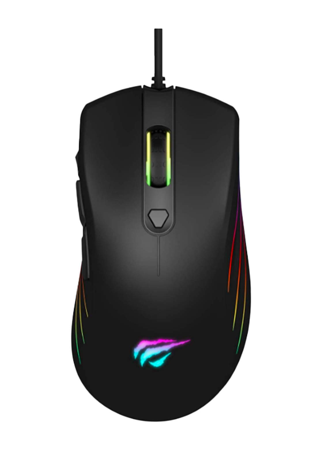 Havit MS952 Gaming Mouse - Black ماوس