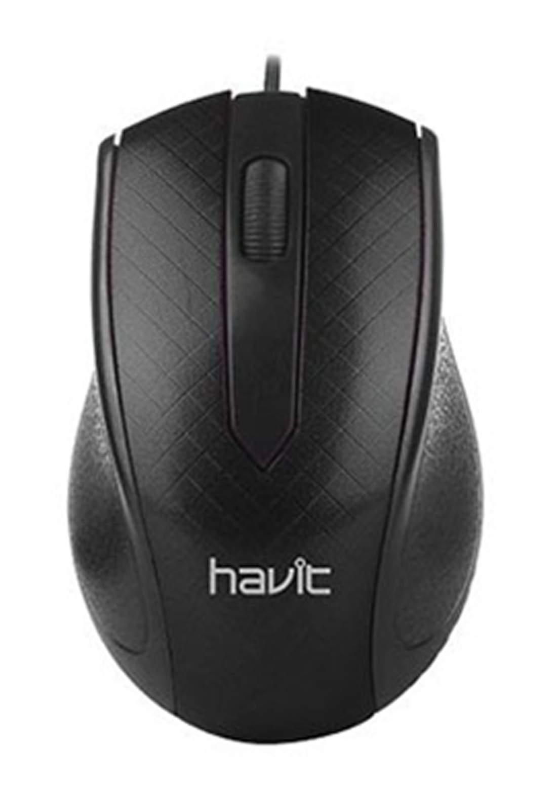 Havit HV-MS80 Gaming Mouse - Black ماوس