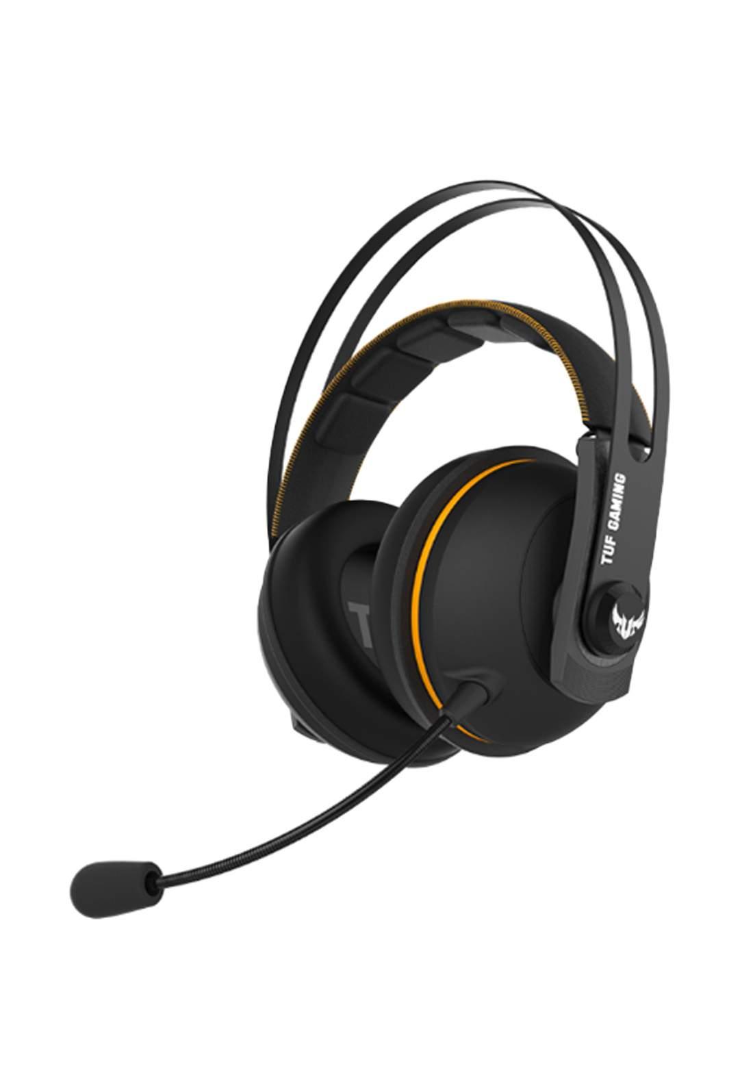 TUF Gaming H7 Wireless Gaming Headphone - Black سماعة