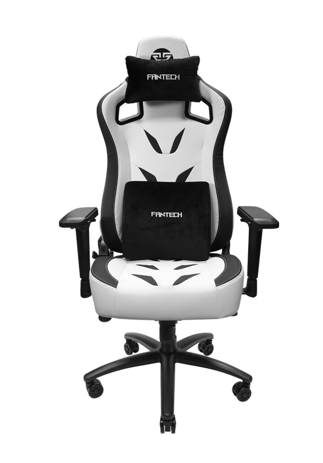 Fantech Alpha GC283 Gaming Chair - White كرسي ألعاب