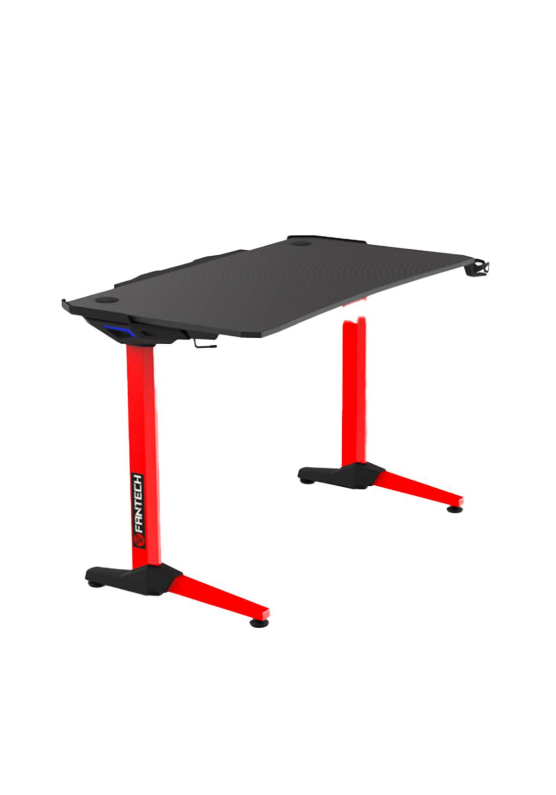 Fantech BETA GD512 Gaming Desk - Red منضدة لابتوب