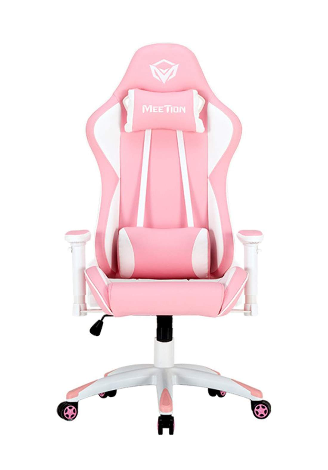 Meetion CHR16 E-Sport Gaming Chair - Pink كرسي ألعاب