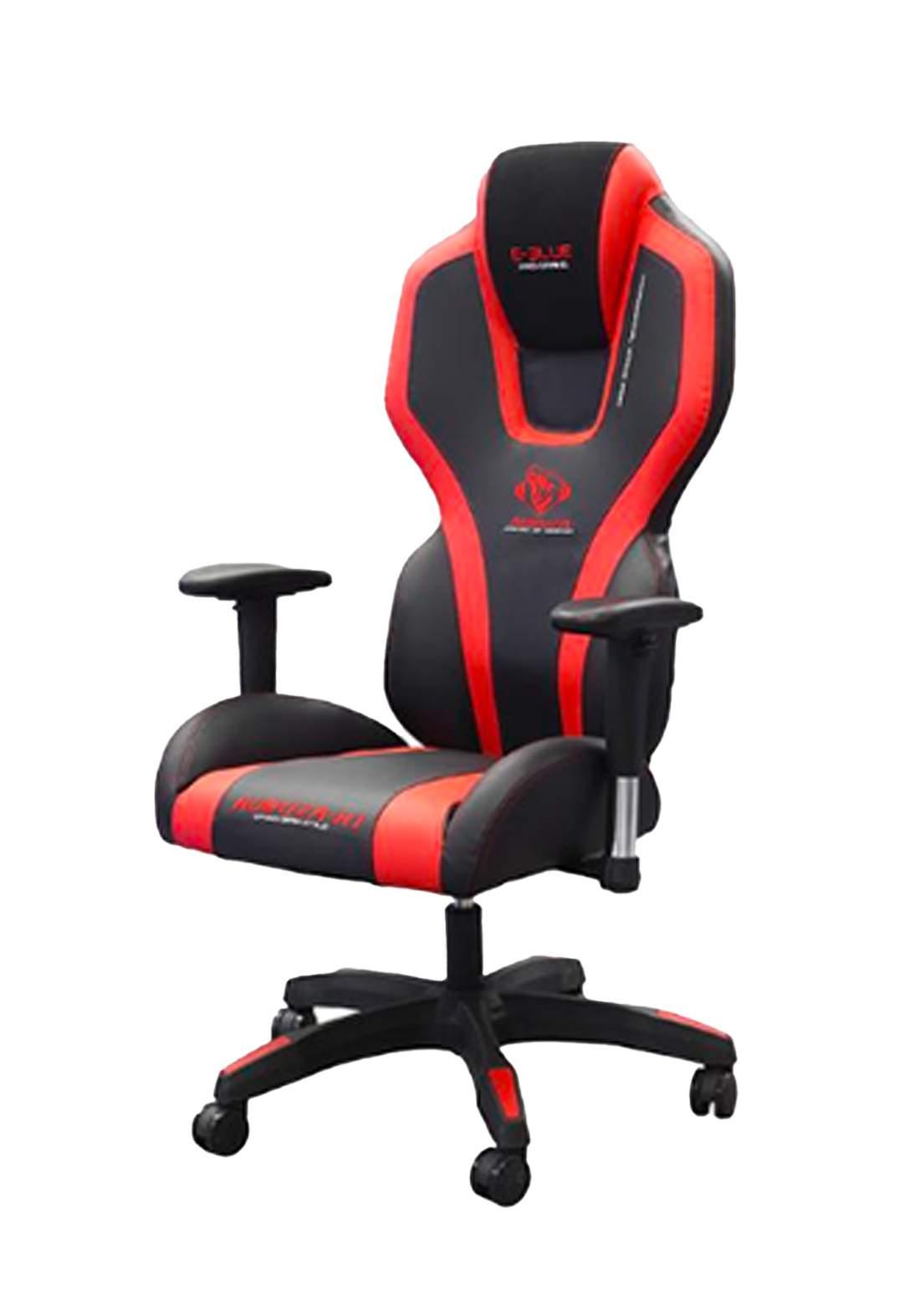 E-BLUE EEC311 E-Sport Gaming Chair - Red كرسي ألعاب
