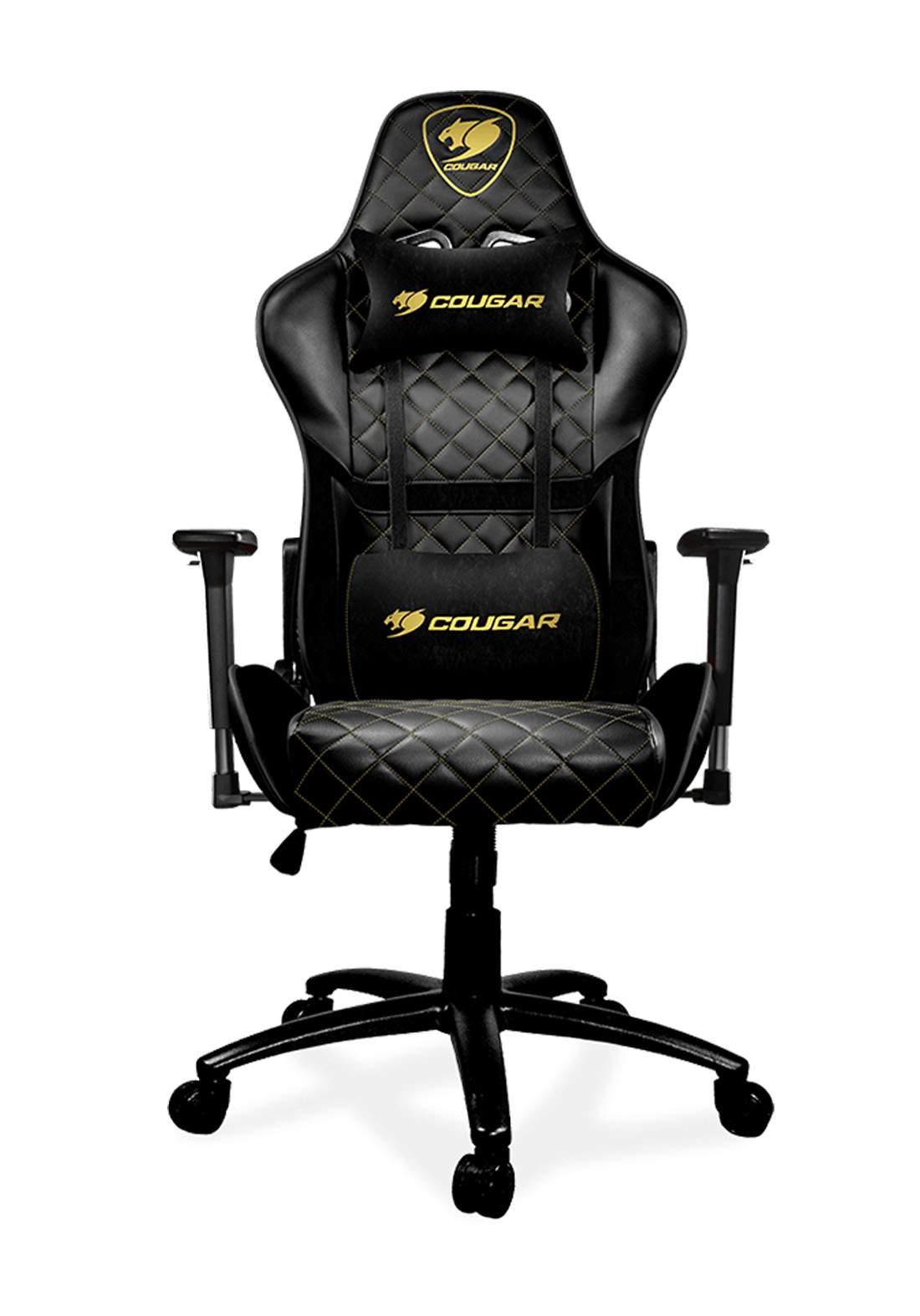 Cougar Armor One Royal Gaming Chair - Black كرسي ألعاب