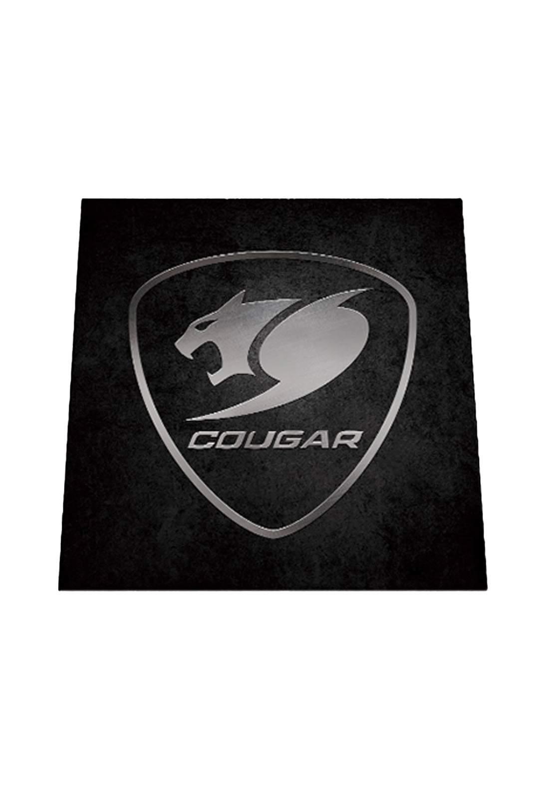 Cougar Command Gaming Chair Floor Mat - Black