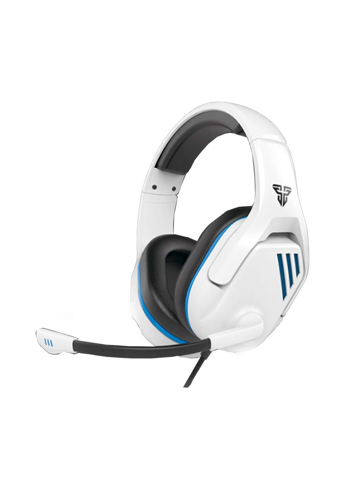 Fantech MH86 Valor Gaming Headset - White سماعة