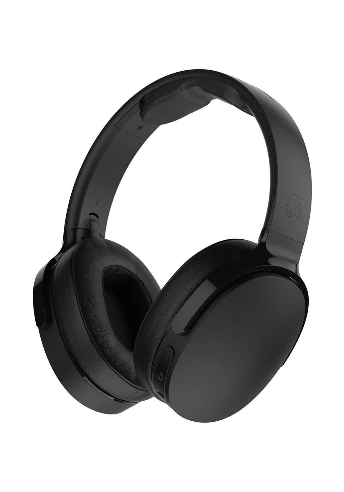 Skullcandy S6HTW-K033 Hesh 3 Bluetooth Wireless Headset - Black سماعة