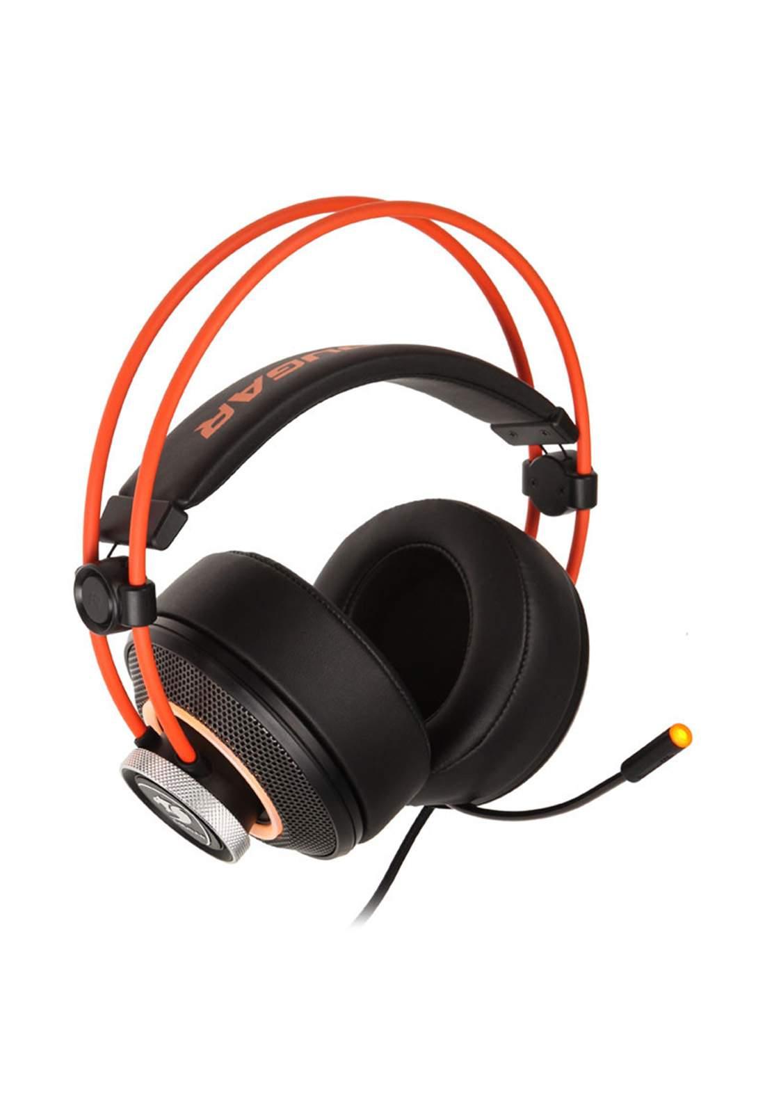 Cougar Immersa Ti Gaming Headset - Black سماعة