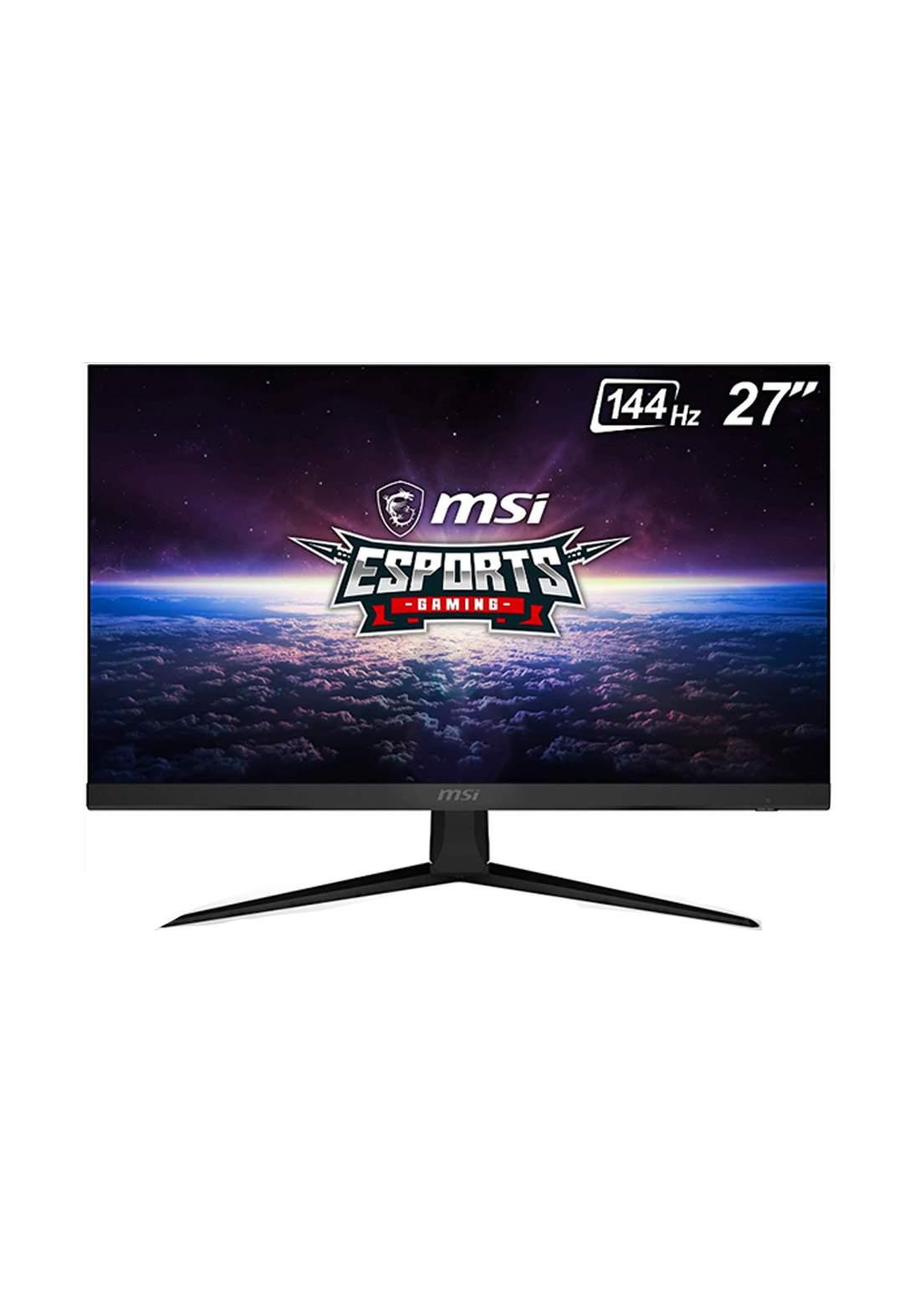 MSI Optix MAG271CP Gaming Monitor 27 - Black
