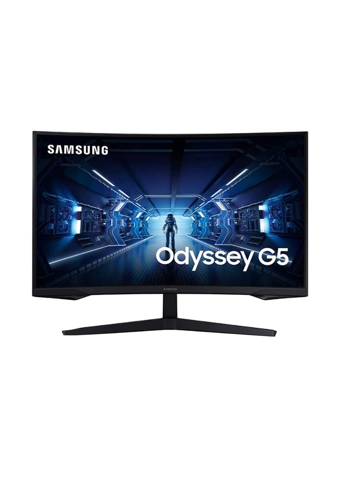 Samsung Odyssey G5 Gaming Monitor 32 - Black