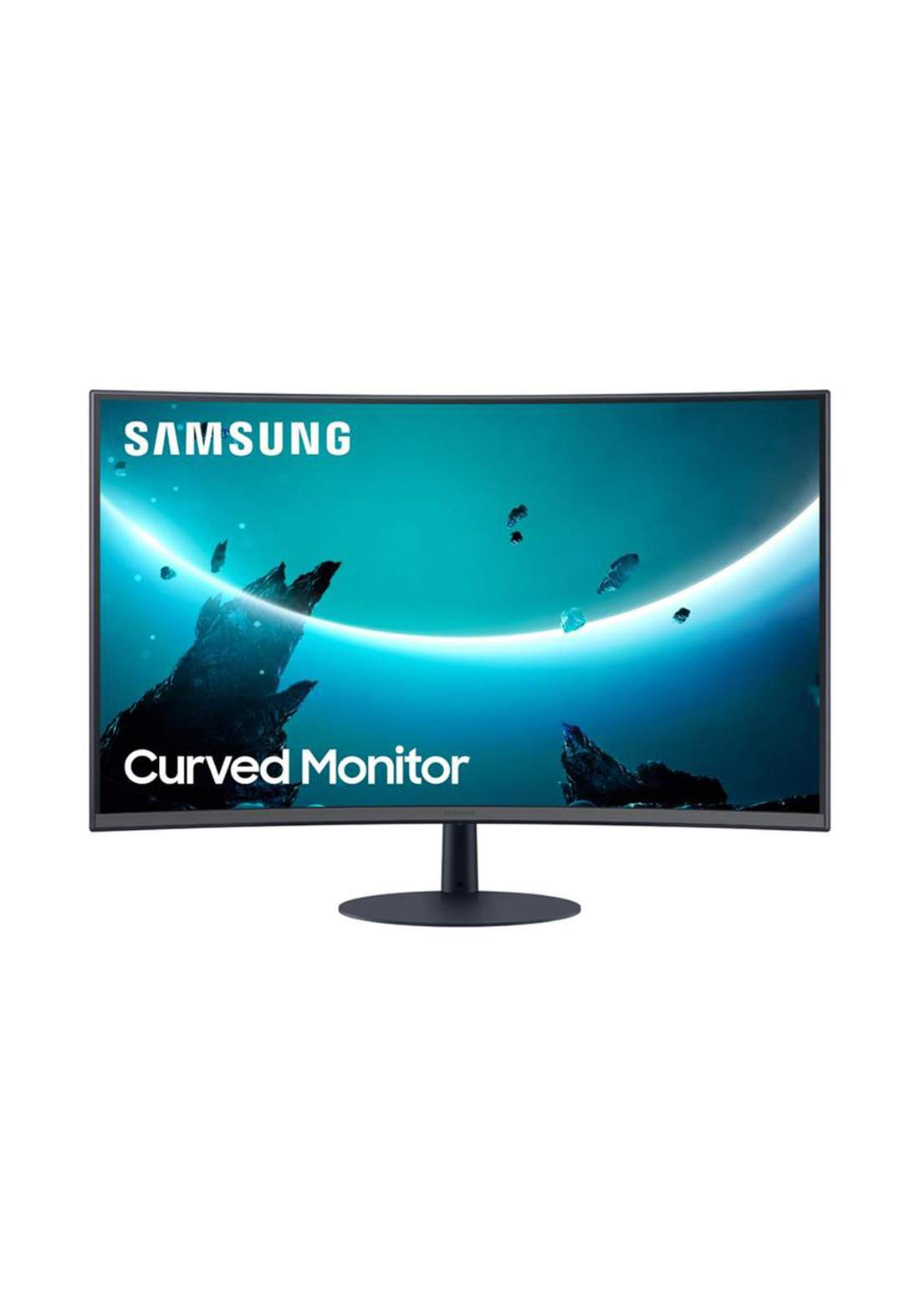 Samsung LC32T550 FHD Curved Monitor 32 - Black