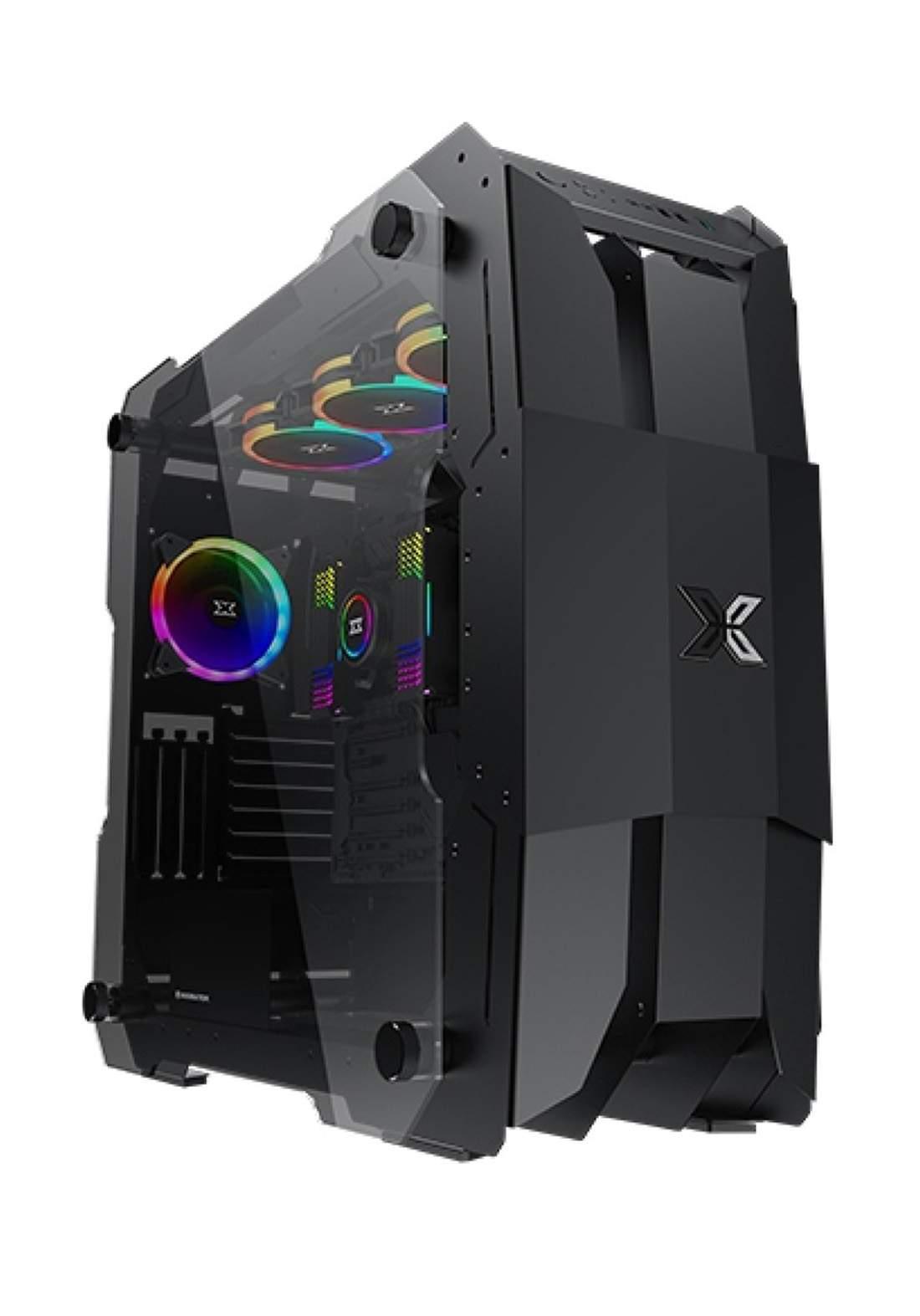 Xigmatek X7 Super -Tower Gaming Case - Black
