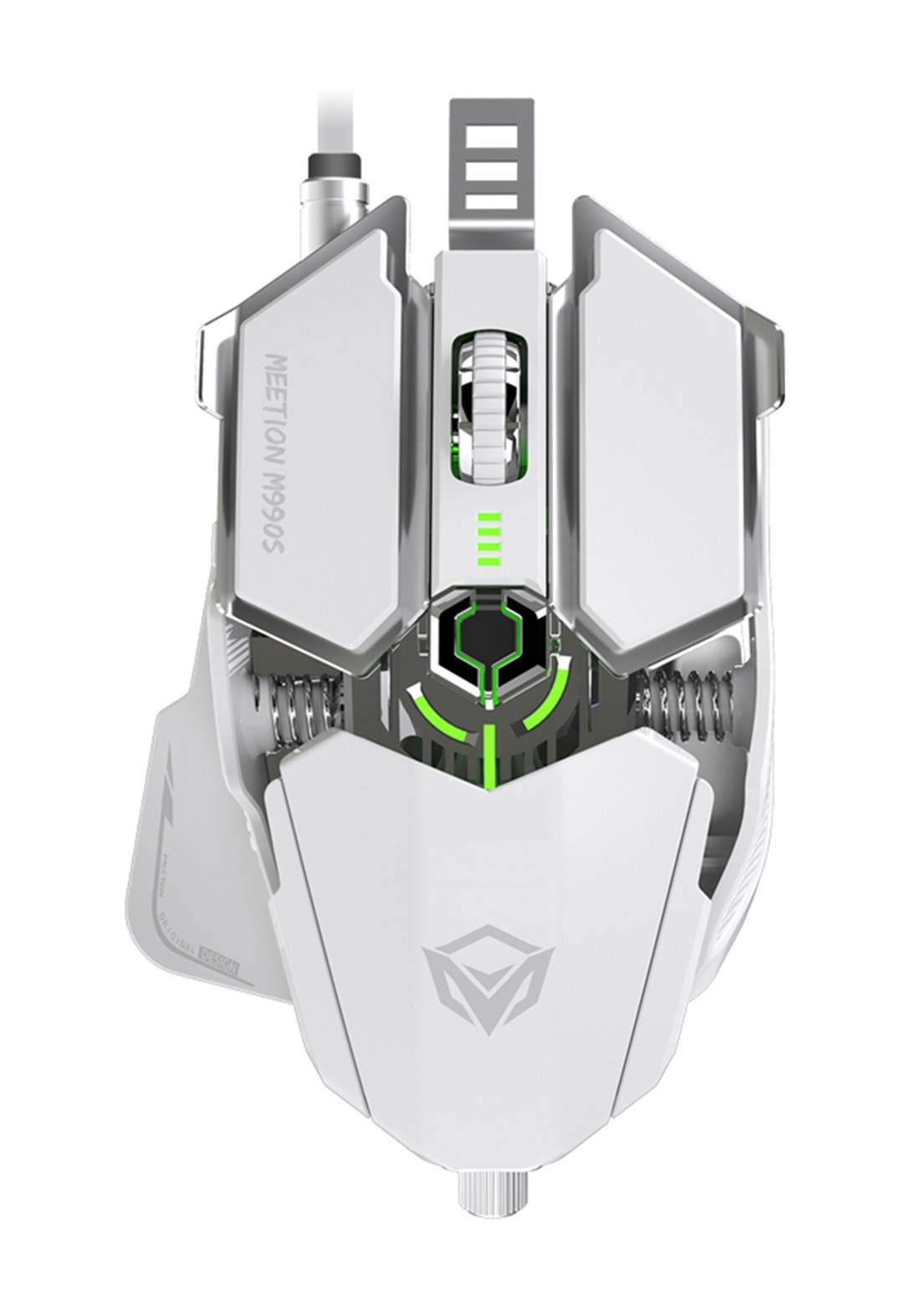 Meetion M990S RGB Programmable Gaming Mouse ماوس