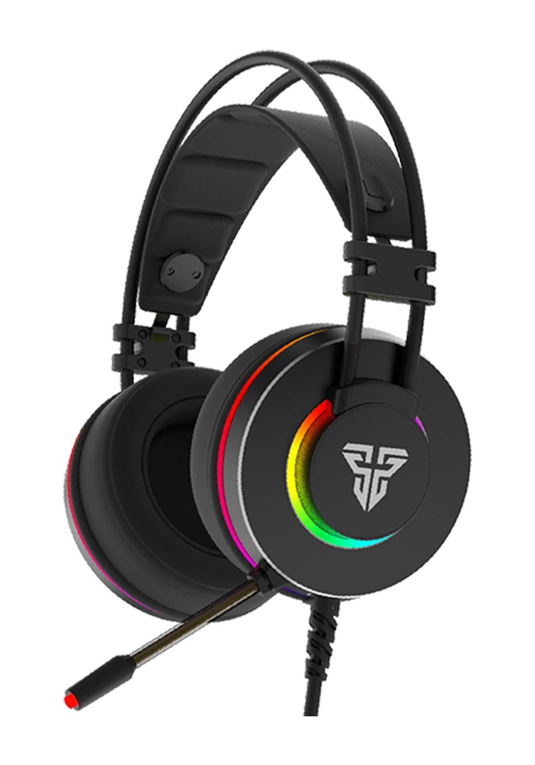 Fantech Octane HG23 Virtual 7.1 Surround Gaming Headset - Black سماعة سلكية