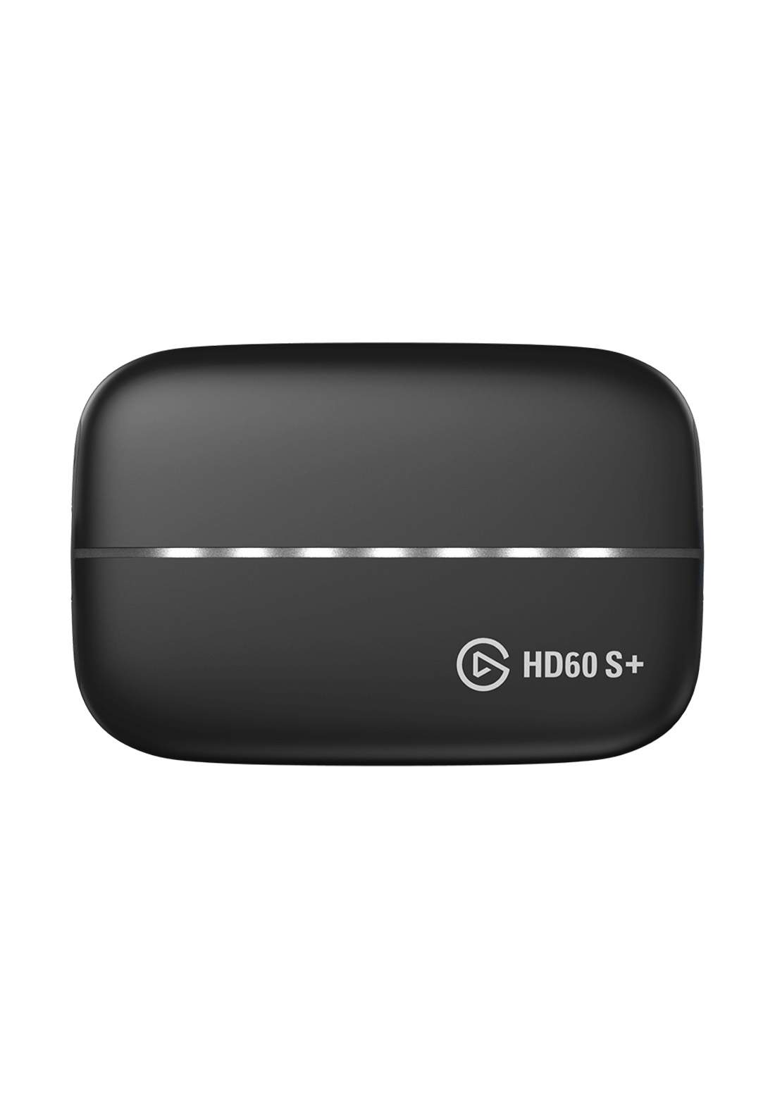 ElgatoGame Capture HD60 S Plus Capture Card for Recording in 1080p60 HDR10 - Black